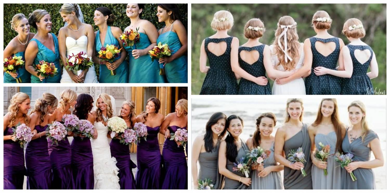 прически на свадьбу подруг невесты