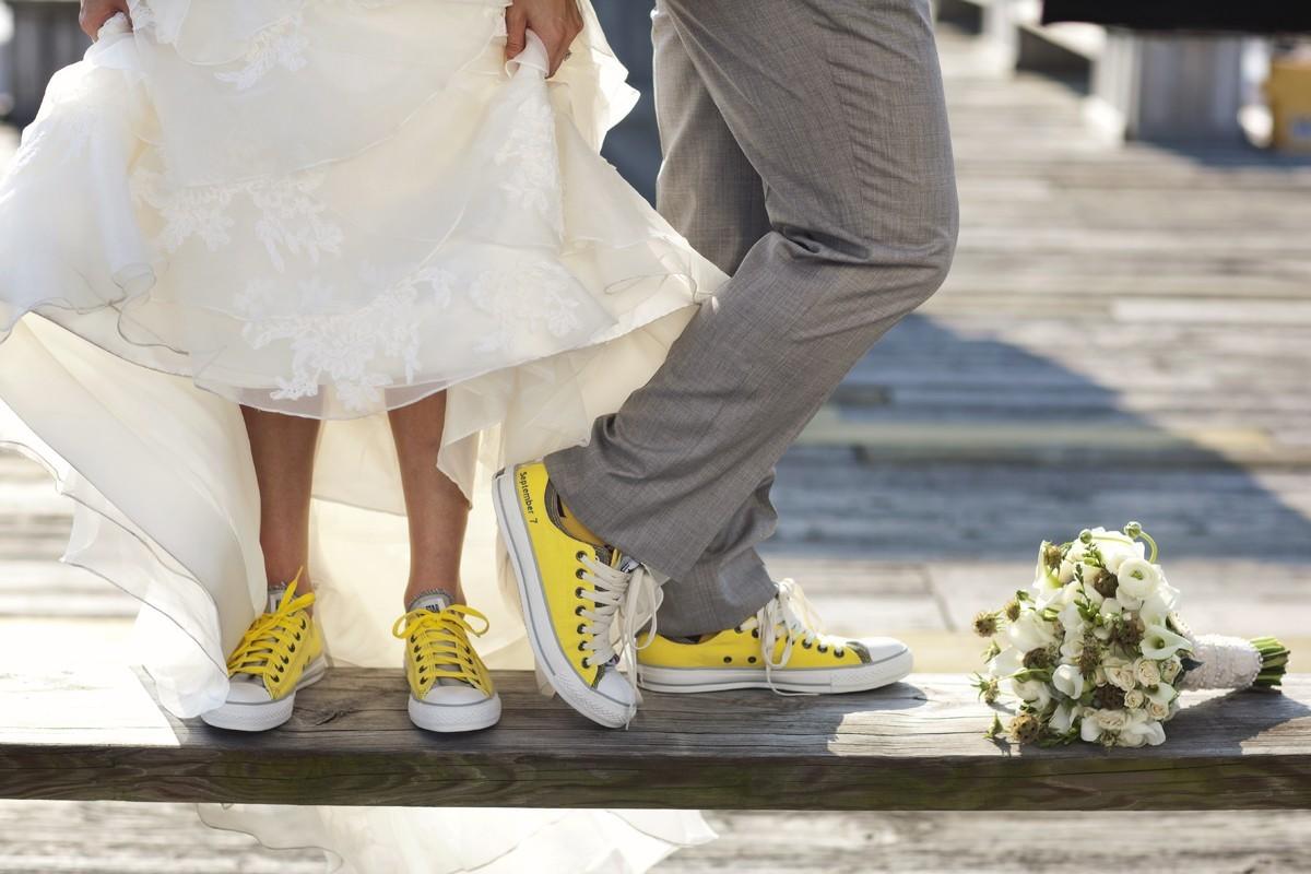 Обувь под свадебное платье
