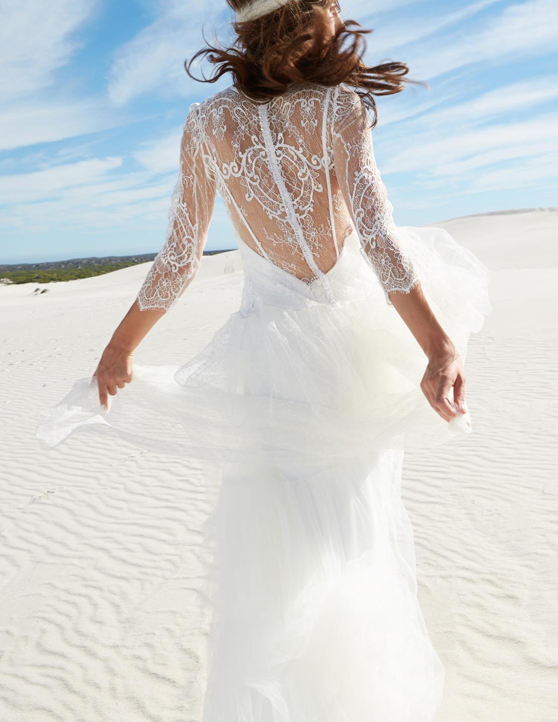7dea3d96853f265 Свадьба на пляже: образ для невесты - Разное - Свадебные статьи ...